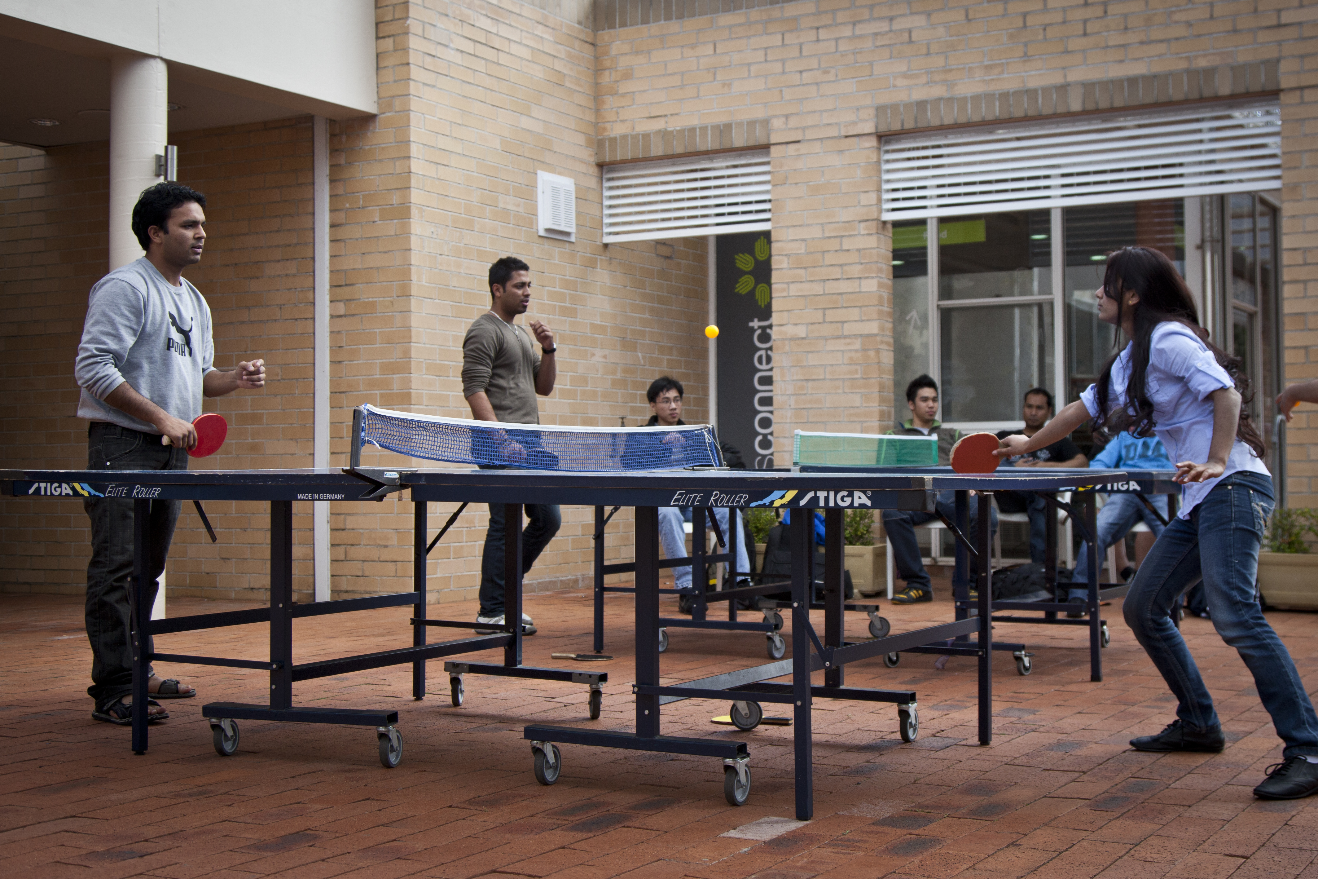 Student life at Western's Campbelltown campus